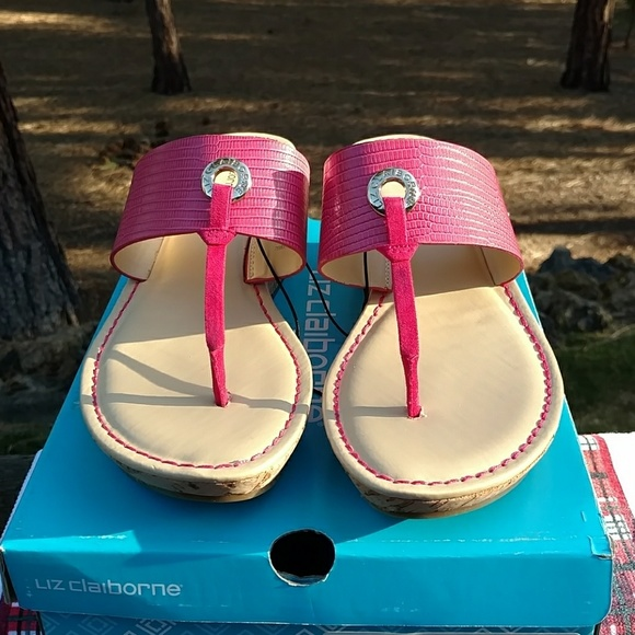 35324e5ae393a Lively Pink Sandals Size 9